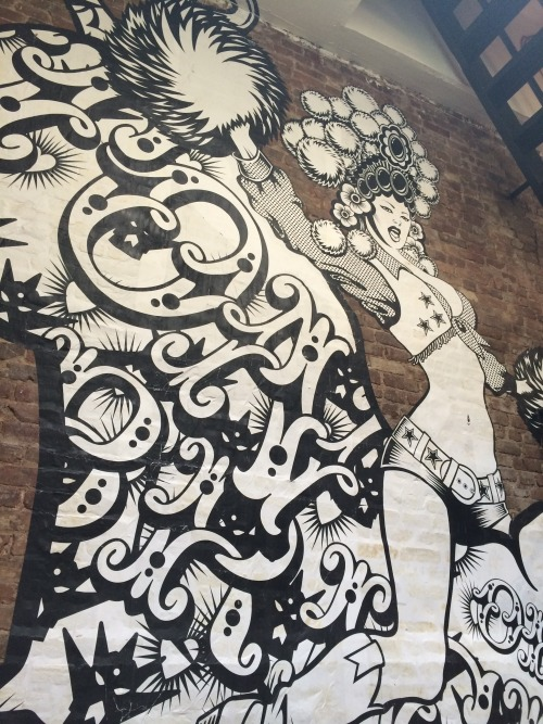 graffvandal:  21st Precinct Art Show NYC