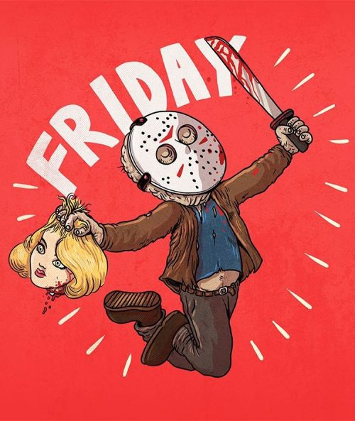 noisemx:  alexmdc:  Thank god is Friday! #fridaythe13th #wacomnextlevelAlexMDC -