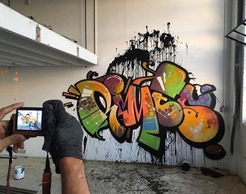 spraydaily:  🔥 nice one by @rime_msk—#graffiti #SprayDaily #граффити #Grafiti #spraycanart #sprayart #Graffity #instagraff #instagraffiti #grafflife #rimemsk #msk #mskcrew #madsocietykings