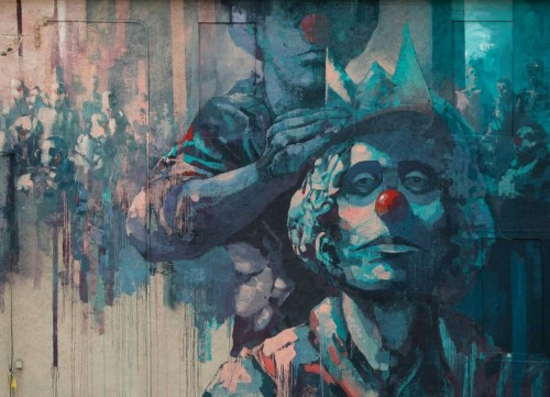 noisemx:  Sepe (Michal Sepe) - Another Brick in the Wall (for District Walls in Washington D.C., USA 10/16).