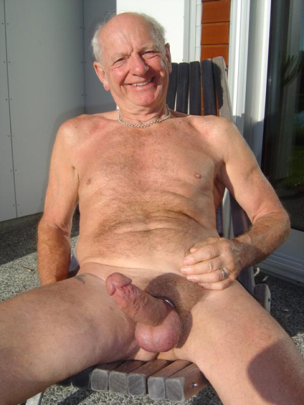 image Old men sucking dicks outdoors gay in this