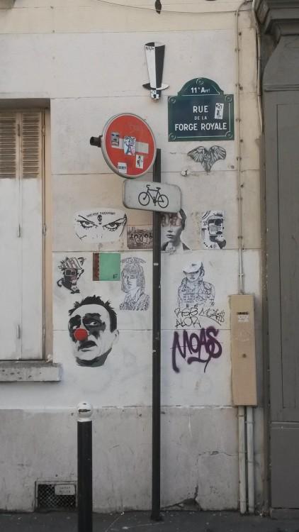 paris-streetart:  - Portraits
