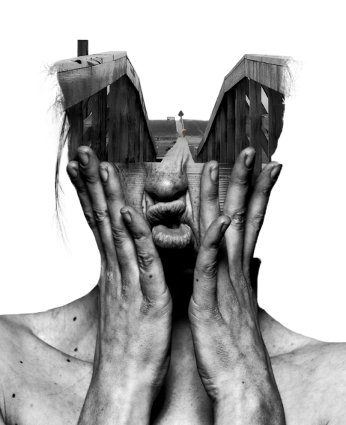 crossconnectmag:Double Exposure Images by Nevess Alexis a.k.a. Nevess is an 18-year-old artist from Paris, France who has already mastered an aspect of surrealism thanks to his practice of digital double exposure. Usually I spend 3 or 4 hours making one double exposure creation. I love creating unique pieces of art, with a lot of details, I also try to vary every photo as much as possible (nature, city, landscapes, etc…) and work really hard to obtain the best result I can. Meet us on Facebook, Twitter, and Instagramposted by Margaret