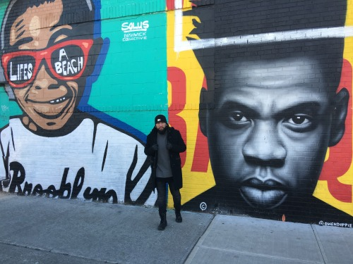 itsdleon:  Two of my favorite pieces in Bushwick.