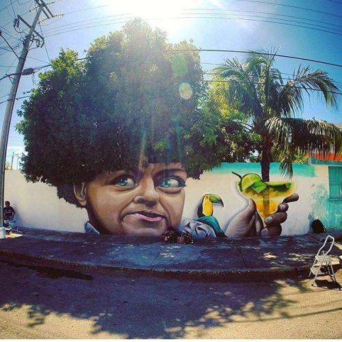 gullyart:  Artist @xanoy #nuxuno photo credit @xanoy #gullyart #mexico #2016