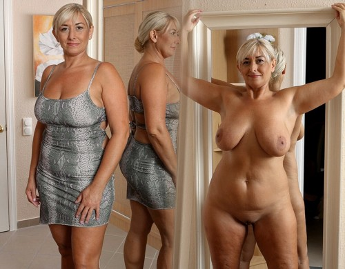 jewish ladies dressed and undressed