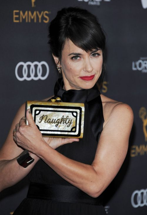 dailyactress: Constance Zimmer at Television Academy Reception