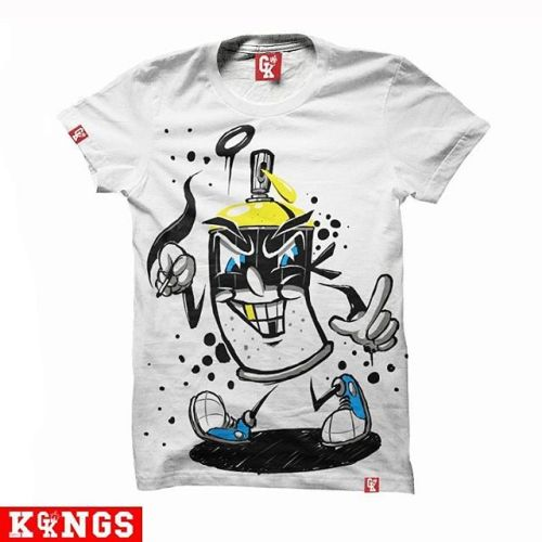 Grab our Graffiti Kings Tee 30% OFF with code GK30FREE WORLDWIDE SHIPPINGUse link in profile above to our store