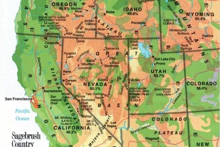 mid century geographic