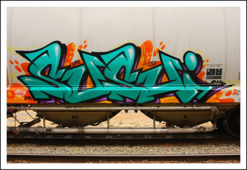 graffmanifesto:Sushi by All Seeing on Flickr.