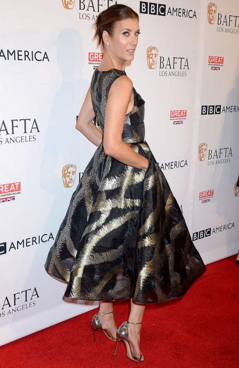 dailyactress: Kate Walsh at BBC America Bafta Los Angeles TV