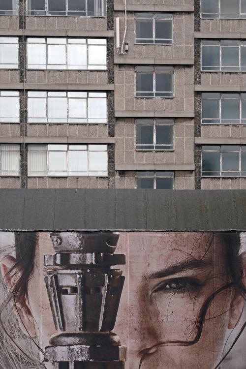 scavengedluxury:  Brut Force. Dublin, January 2016.