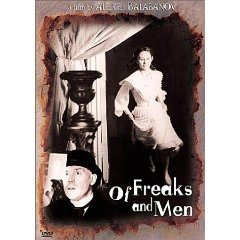 """Of Freaks and Men"" 1998 http://www.sepiachord.com/index/?p=6204"