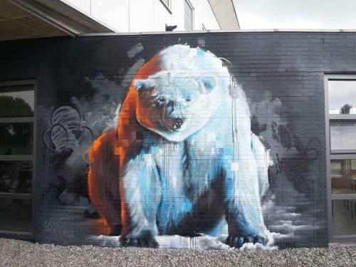 noisemx:  Klaas Lageweg - Polar Bear (2016).