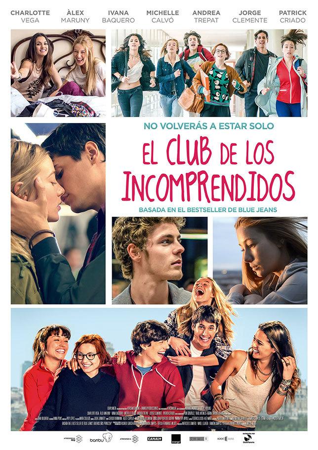 Poster do filme El Club de Los Incomprendidos
