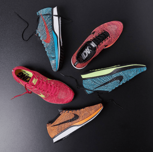 crispculture:  Nike Flyknit Racer - Order Online at END.