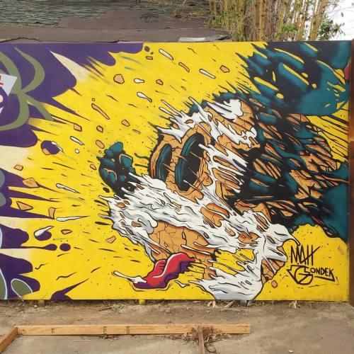 impermanent-art:Matt Gondek in Los Angeles.