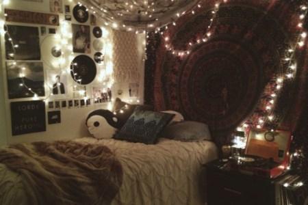 bedroom walls ideas | tumblr