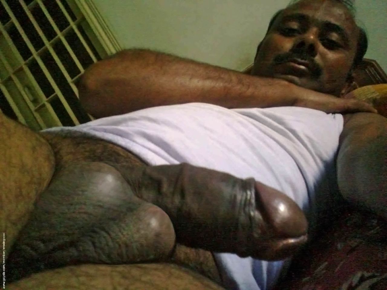 fat man masterbating tumbler