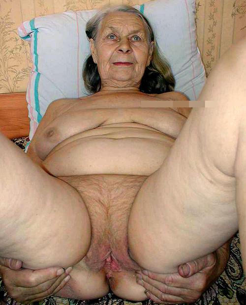 thin horny granny
