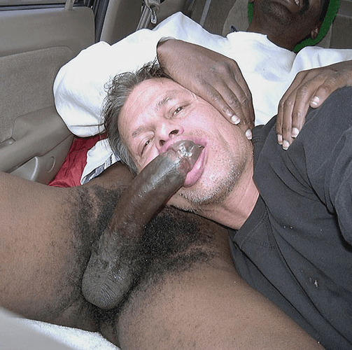 spermy homeless men and black - Ig2FAP