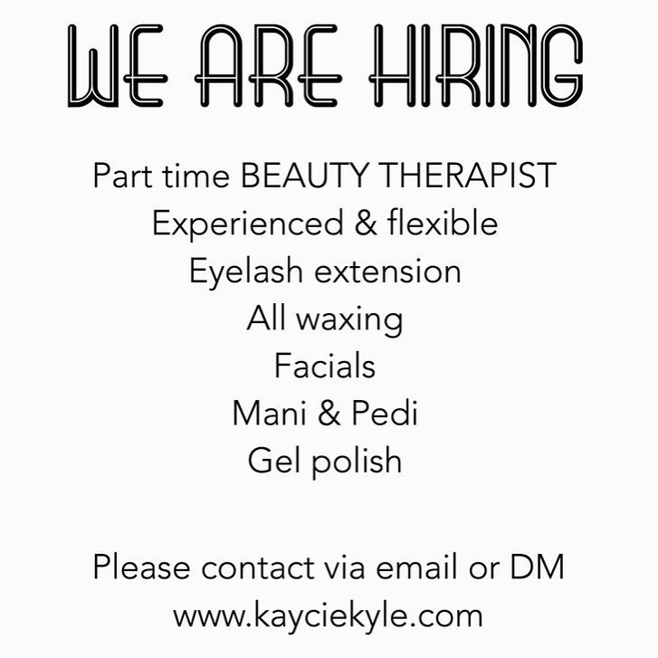 Please email us directly 😊