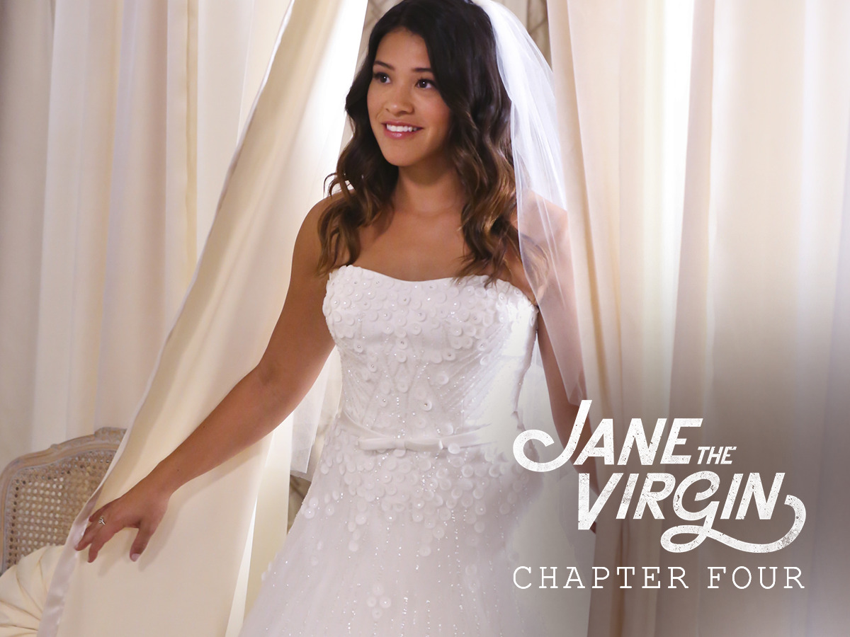 choosing the perfect wedding dress is the least of the perfect wedding dress Choosing the perfect wedding dress is the least of Jane s problems Watch the latest episode