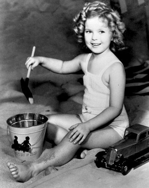 Shirly temple fake nudes