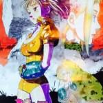七つの大罪外伝《少女は叶わぬ夢を見る》特性ピンナップポスター