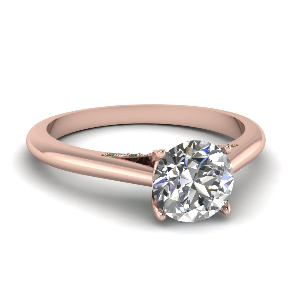 designer white and yellow gold round diamond engagemen wedding ring round diamond wedding rings Designer White and Yellow Gold Round Diamond Engagemen Wedding Ring