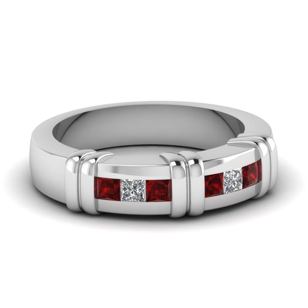 white gold ruby wedding ring sets ruby wedding rings ruby wedding ring sets