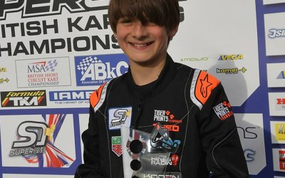 Top Rookie at Whilton Mill Super One
