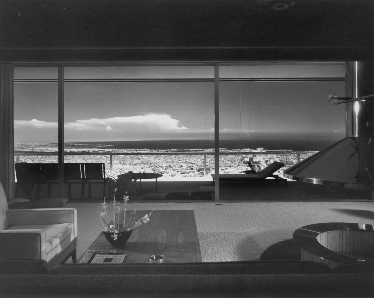jonasgrossmann:richard neutra… rados house, los angeles 1958/1968photos by julius shulman@ primo