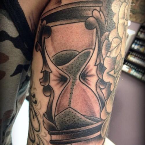 @broadstreettattoo #tattoo #blackandgrey #boldwillhold #henryonly