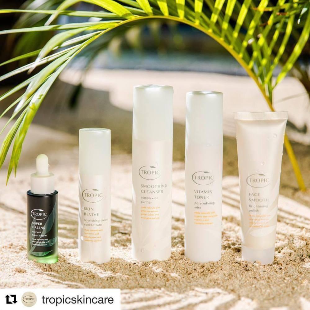 #Repost @tropicskincare with @get_repost ・・・ Are you in a skincare rut