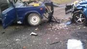 ?ДТП в Рязанской области унесло жизни пяти человек