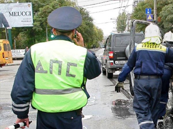 Москве будет уволена сотрудница полиции, устроившая крупную аварию