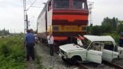 На железной дороге, соединяющей Москву и Симферополь, произошла авария