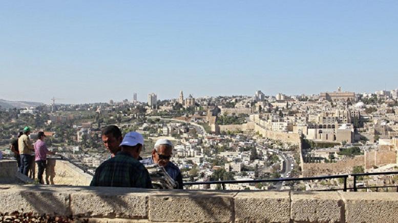 В Израиле сотрудник полиции застрелил напавшего на него араба