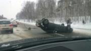 В Санкт-Петербурге сильный снегопад стал причиной ряда ДТП