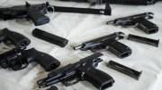 В Подмосковье полиция обнаружила склад оружия в одной из частных квартир