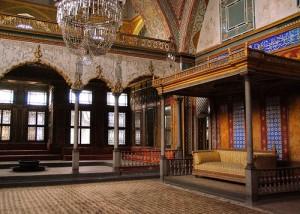 topkapi palace, harem room, istanbul tours