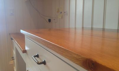 Spotlight on Wood Countertop Refinishing