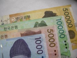 Korean-won-notes
