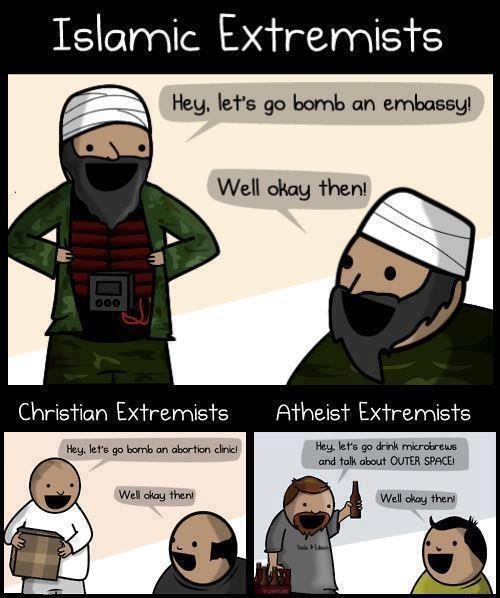 Oatmeal extremism