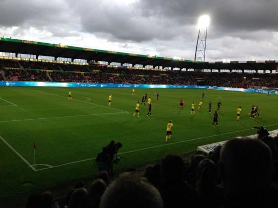 FC Midtjylland-Brøndby IF
