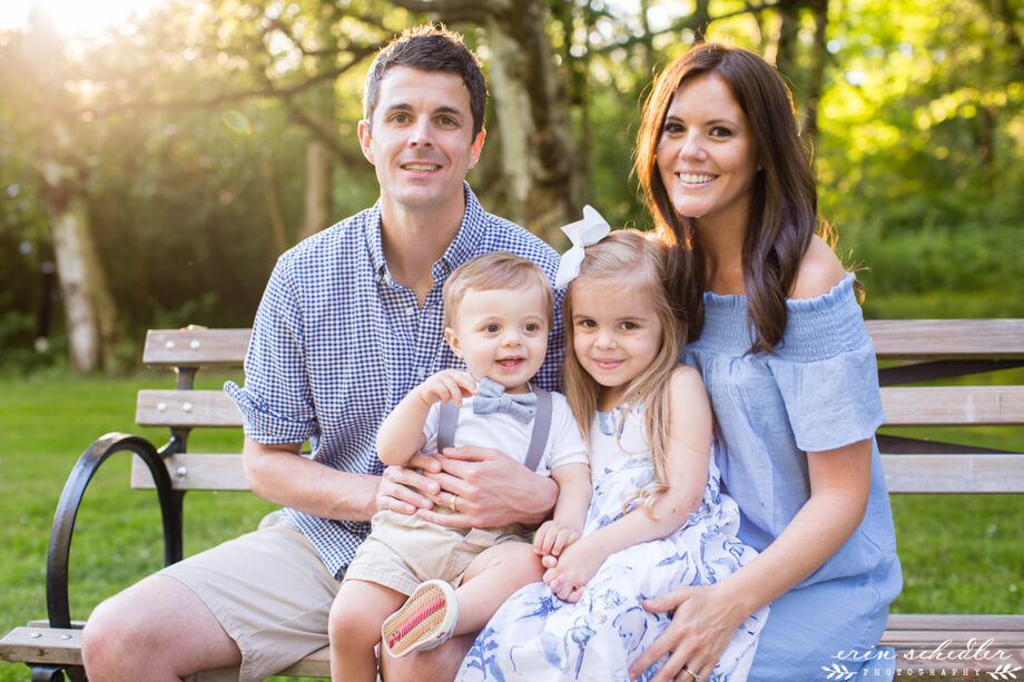 Sunset Session // Seattle Family Photographer