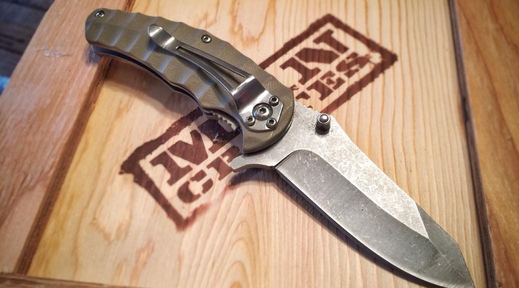 Ozark Trails Flip Open Knife