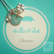 Stella & Dot Charms Collection Giveaway 86lemons.com