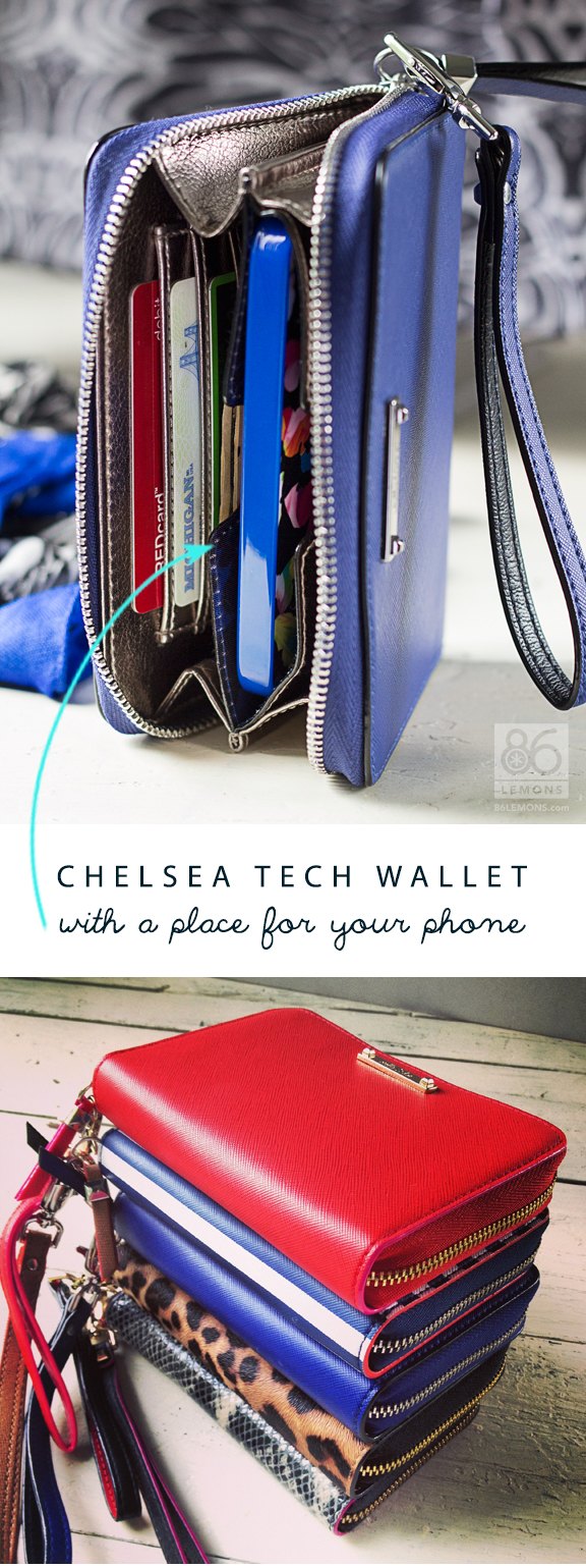 Chelsea Tech Wallet #stelladot #stelladotstyle #wallet #iphone #leopard #accessories #giveaway #fashion #style #wristlet #gottahaveit